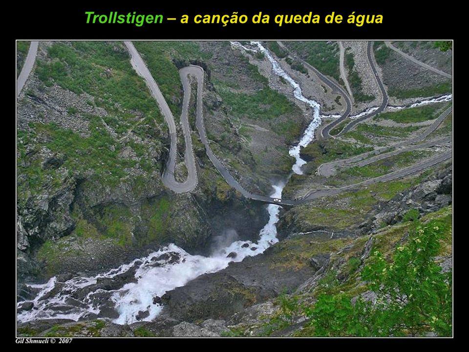 Trollstigen – a canção da queda de água
