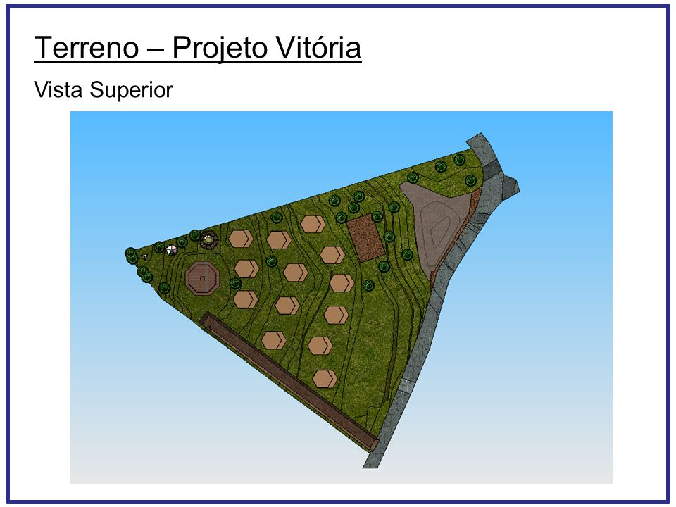 Terreno – Projeto Vitória Vista Superior