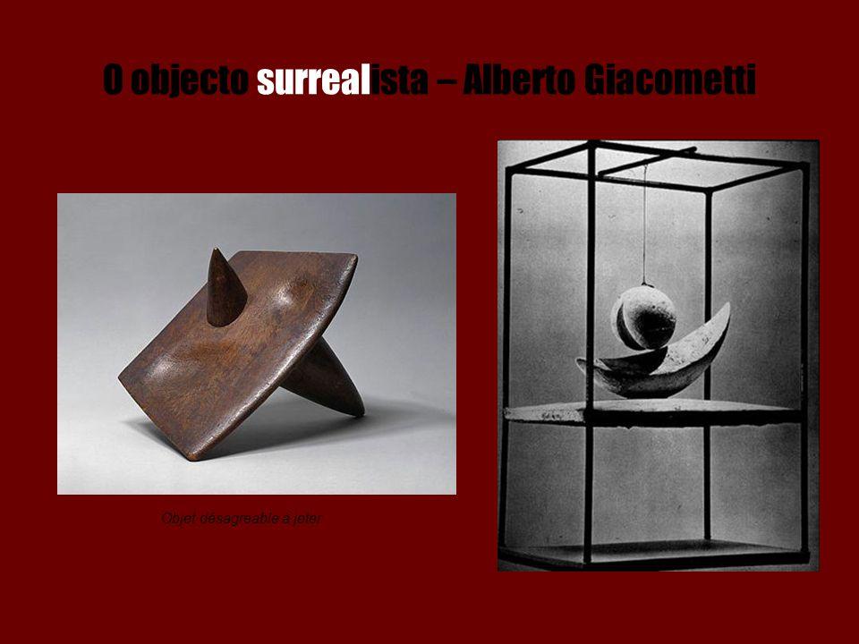 O objecto surrealista – Isamu Noguchi