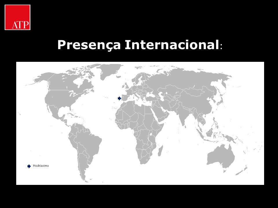 Presença Internacional : Modtissimo