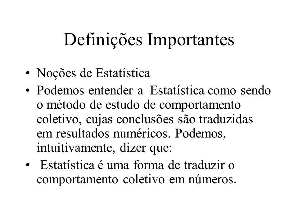 Estatística Básica AULA Nº. 1 Medidas de Centralização Professores: Edu/Vicente