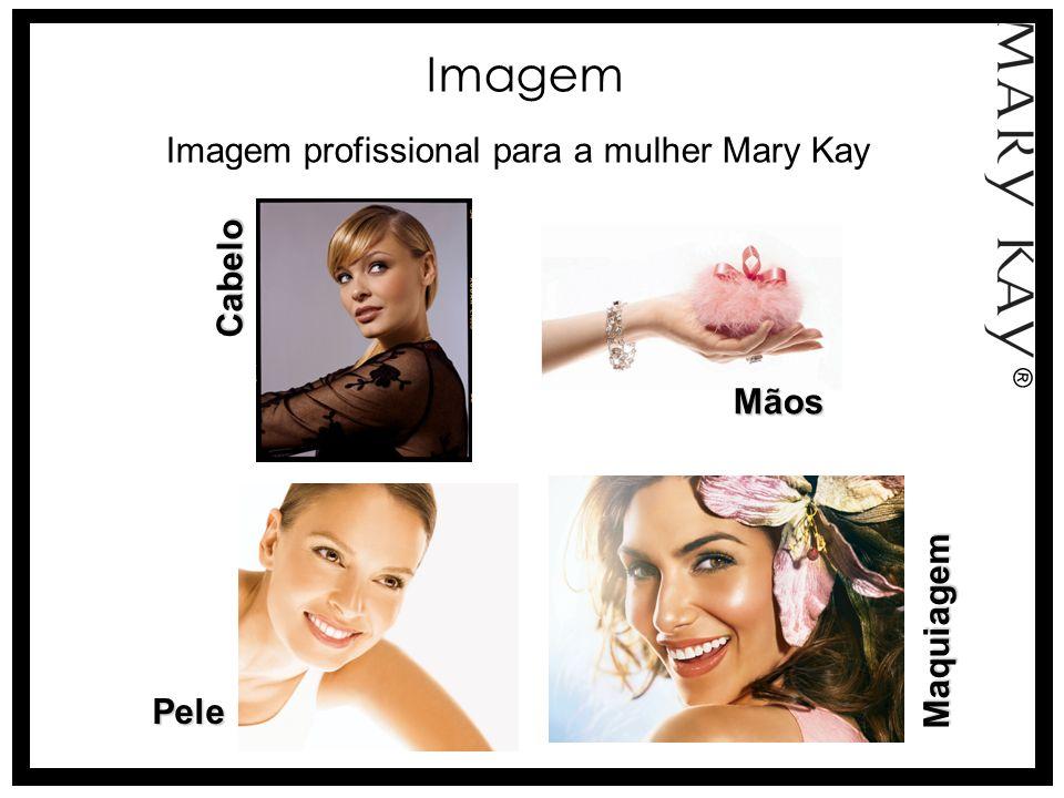 Imagem Imagem profissional para a mulher Mary Kay Cabelo Mãos Pele Maquiagem ®