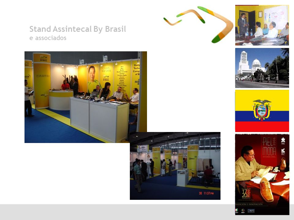 Stand Assintecal By Brasil e associados