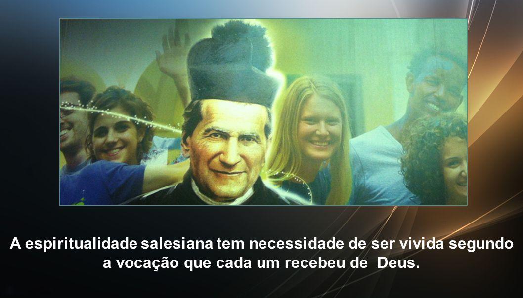 Vivamos o centro e a síntese da E spiritualidade salesiana, que é a caridade pastoral.