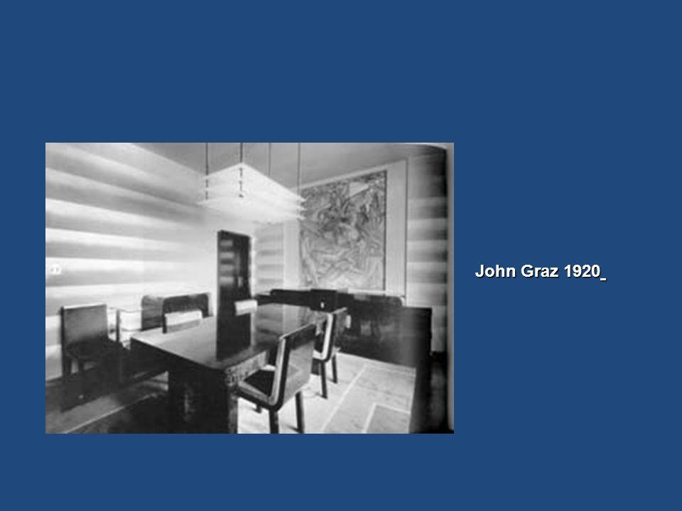 John Graz 1920