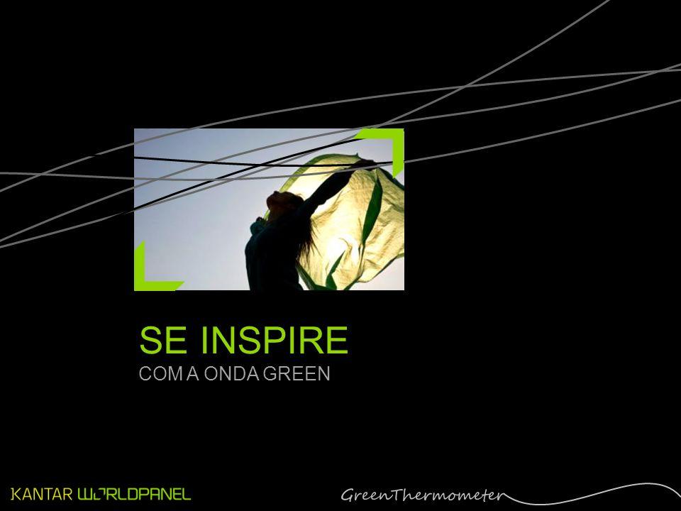 SE INSPIRE COM A ONDA GREEN