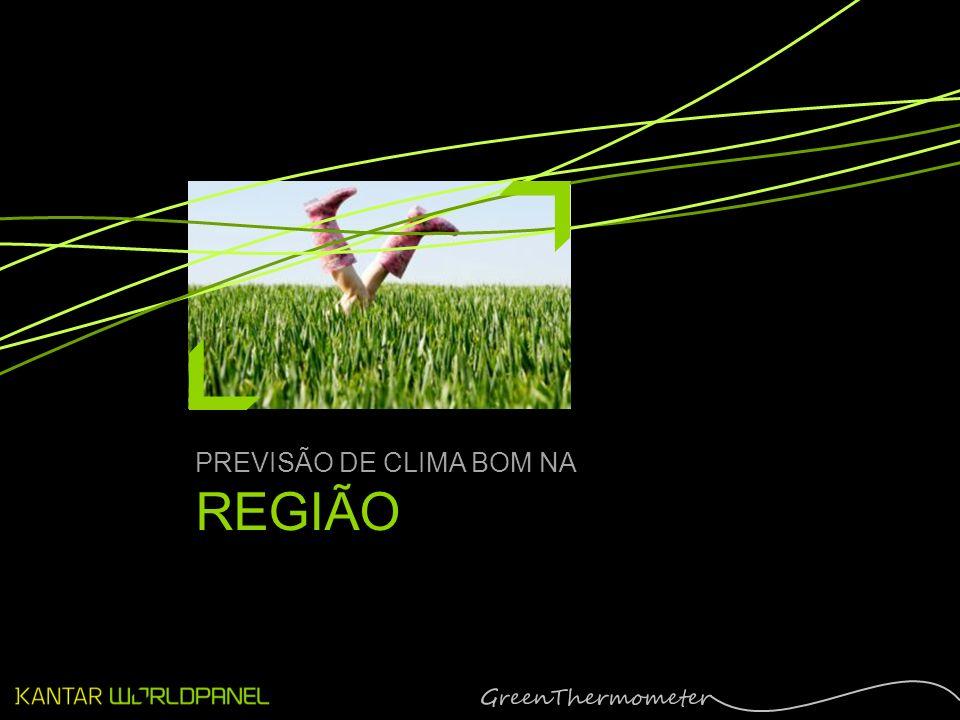 PREVISÃO DE CLIMA BOM NA REGIÃO
