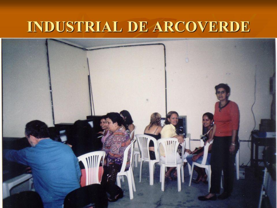 INDUSTRIAL DE ARCOVERDE