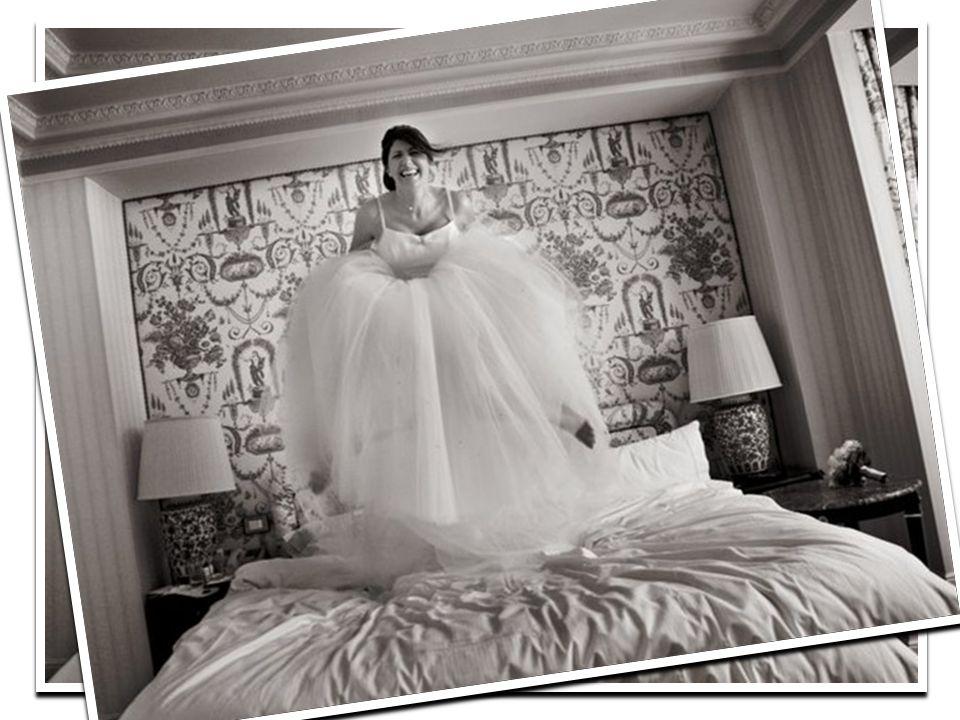 51% fazem lista de presentes.47% preferem alugar o vestido de noiva.