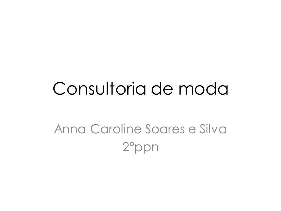 Consultoria de moda Anna Caroline Soares e Silva 2°ppn