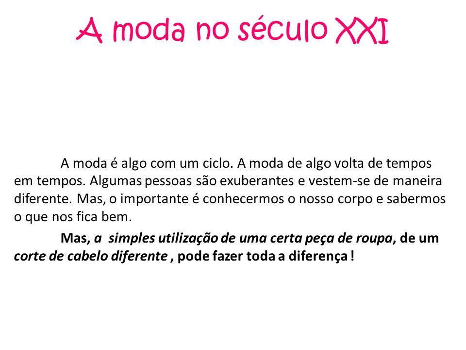 Bibliografia http://pensador.uol.com.br/frases_de_moda_da_estilista_chanel/ http://pensador.uol.com.br/consequencia_das_drogas/ http://www.blogdamulher.com/sensualidade-com-classe/ http://reencontro-perola.blogspot.com/2006/05/sensualidade.html http://pt.wikipedia.org/wiki/ http://www.brasilescola.com/sociologia/emo.htmhttp://www.brasilesco la.com/sociologia/emo.htm http://www.estiloemo.com.br/o-que-e-emo/ http://luanegra.do.sapo.pt/gotico.htm