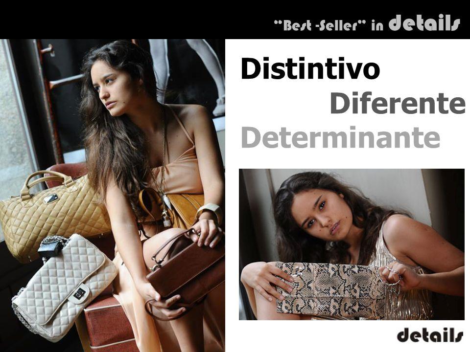 Best -Seller in details Distintivo Diferente Determinante