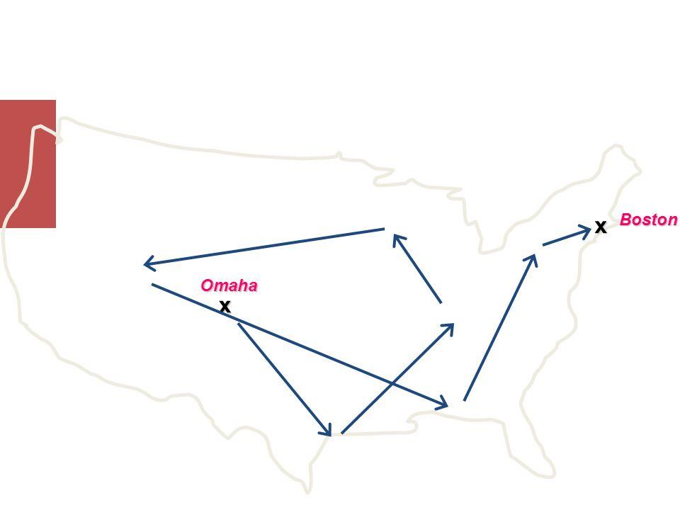 x x Boston Omaha