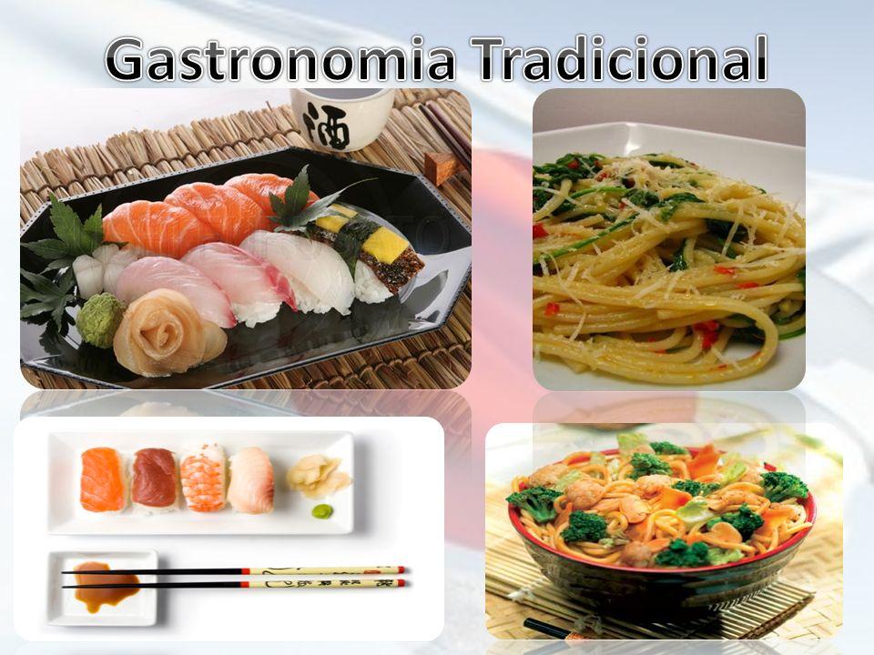 O tempurá, que é um prato de peixe e verduras, fritos no óleo vegetal, actualmente é considerado um dos pratos representativos da culinária japonesa, mas a sua história é relativamente recente.
