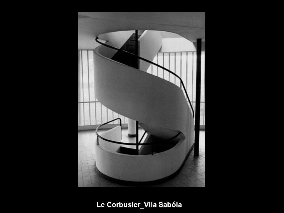 Le Corbusier_Vila Sabóia
