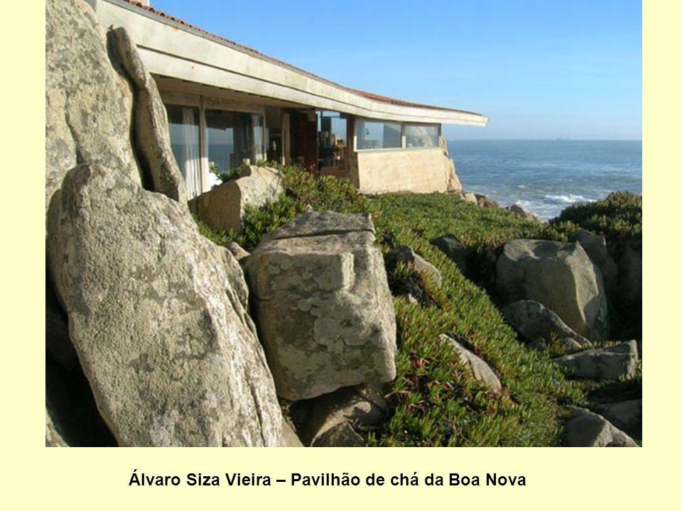 Álvaro Siza Vieira – Pavilhão de chá da Boa Nova