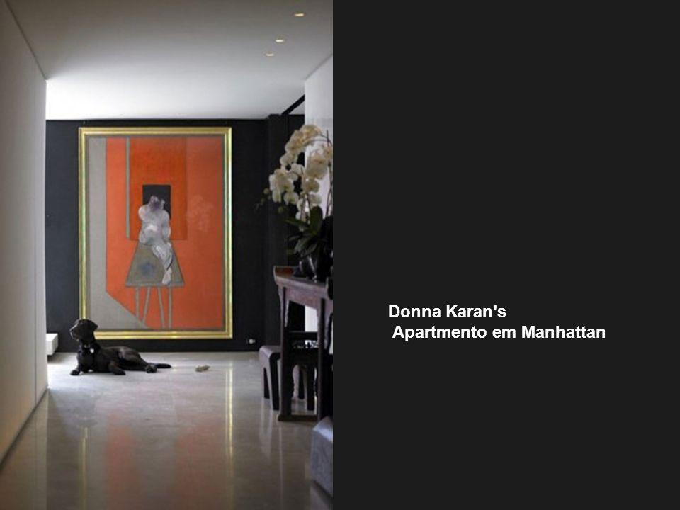Donna Karan's Apartmento em Manhattan