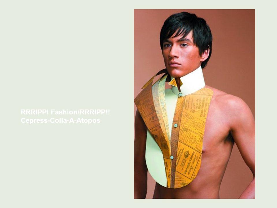RRRIPPI Fashion/RRRIPP!! Cepress-Colla-A-Atopos