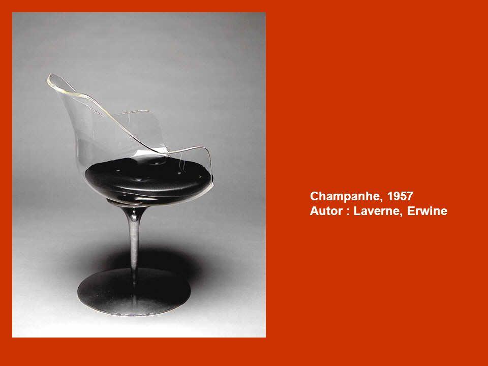 Champanhe, 1957 Autor : Laverne, Erwine
