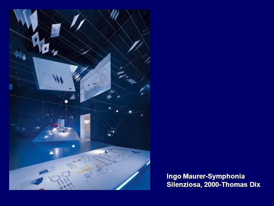 Ingo Maurer-Symphonia Silenziosa, 2000-Thomas Dix