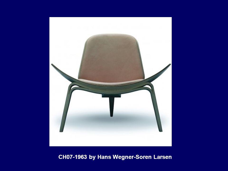CH07-1963 by Hans Wegner-Soren Larsen
