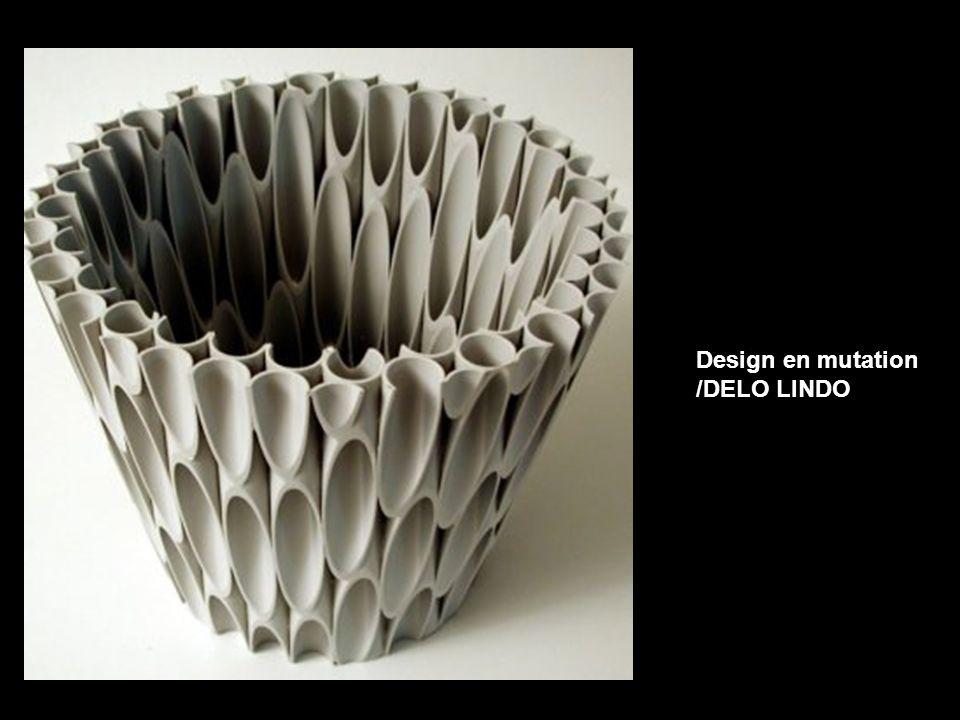 Design en mutation /DELO LINDO