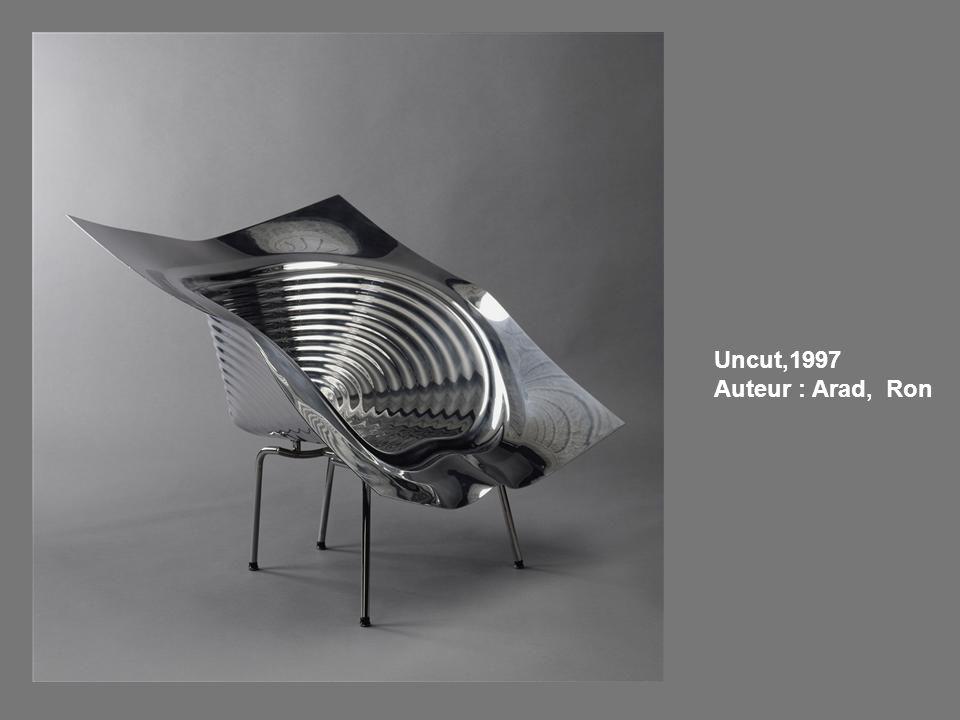 Uncut,1997 Auteur : Arad, Ron