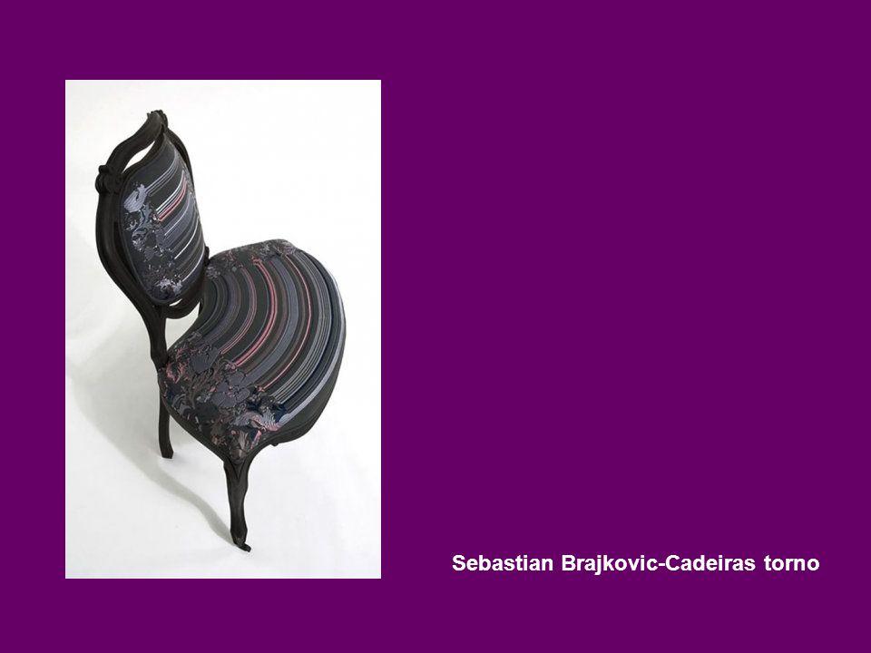 Sebastian Brajkovic-Cadeiras torno