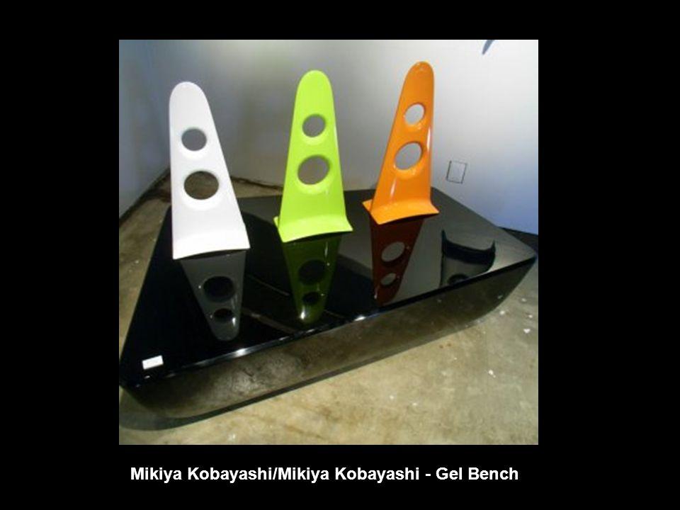 Mikiya Kobayashi/Mikiya Kobayashi - Gel Bench