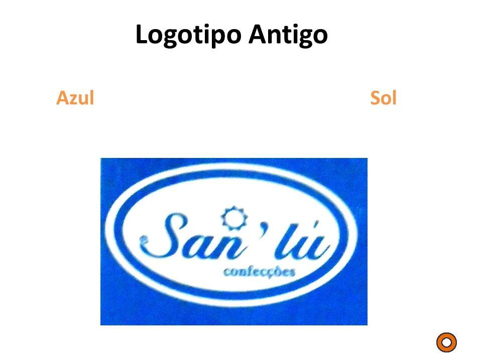 Logotipo Antigo AzulSol