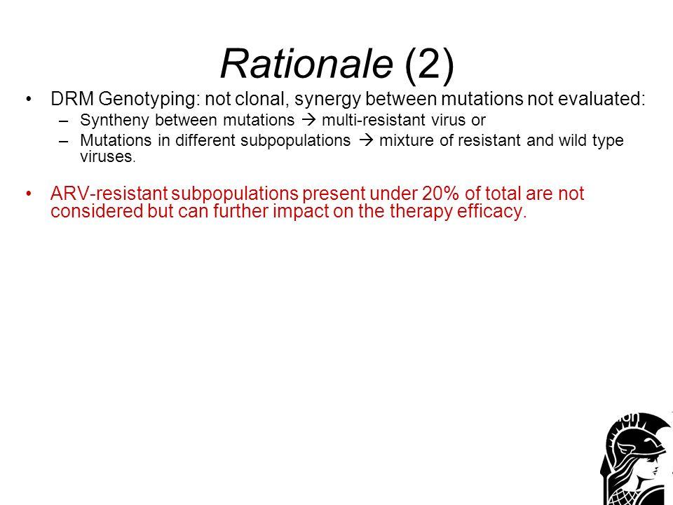 SANGER Sequencing technologies: Not clonal: blend of populations.