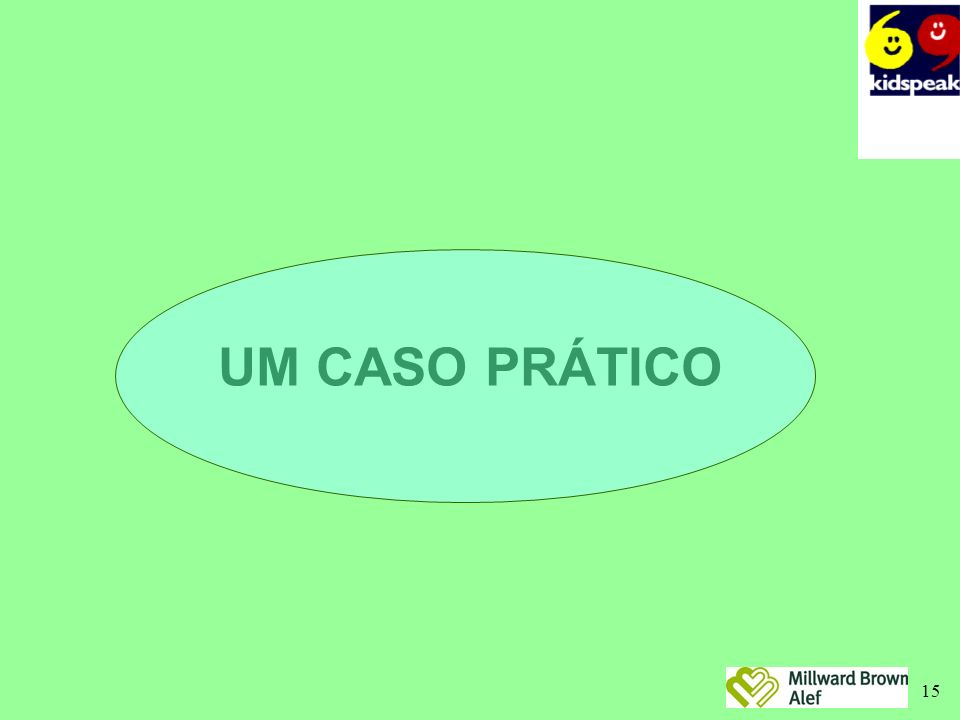 15 UM CASO PRÁTICO