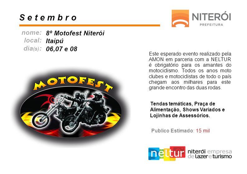 Este esperado evento realizado pela AMON em parceria com a NELTUR é obrigatório para os amantes do motociclismo. Todos os anos moto clubes e motocicli
