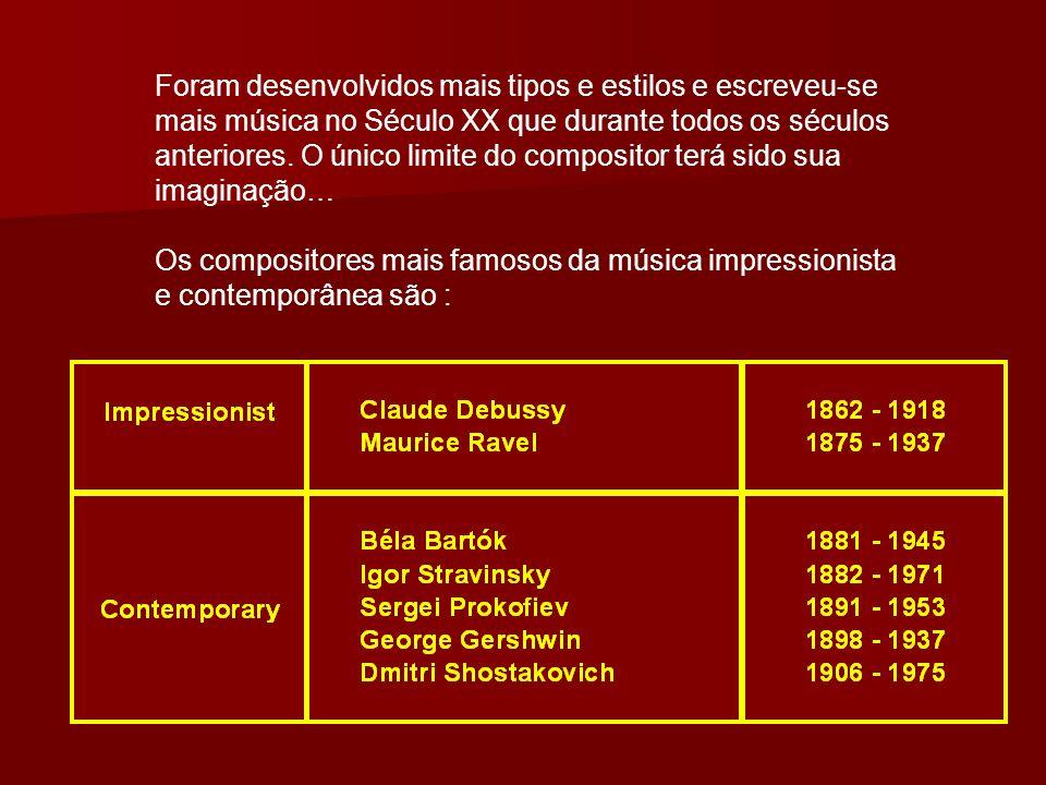 Neo-Classicismo O estilo Neo-Clássico é uma música similar a que se compunha no período clássico, usa sons e instrumentos mais modernos mas, segue os