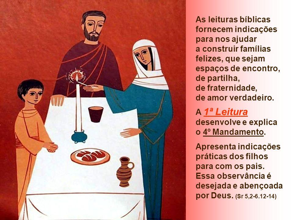 Com Jesus, Maria e José Ainda no clima do Natal, a Igreja celebra a FAMÍLIA SAGRADA de Nazaré. Queremos também louvar e agradecer a Deus por todas as