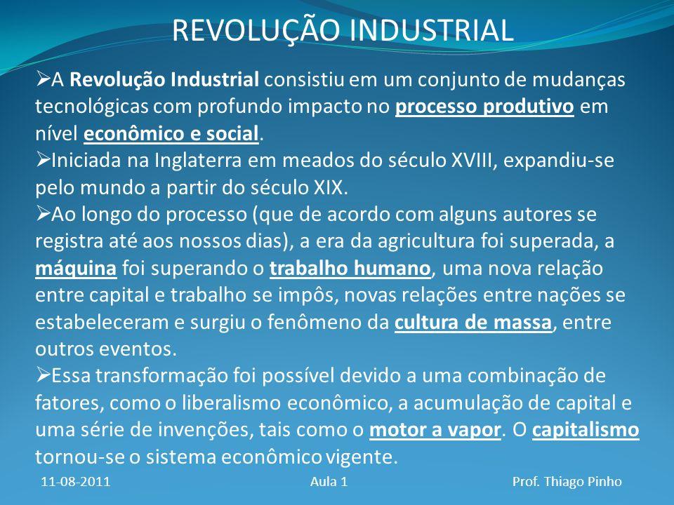 PERFIL DO ENGENHEIRO DE PRODUÇÃO ABEPRO 11-08-2011Aula 1Prof.