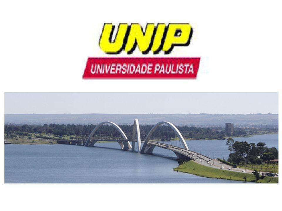 UNIP/Brasil Maior IES – Instituição de Ensino Superior do país 240.000 alunos 42 campus no país