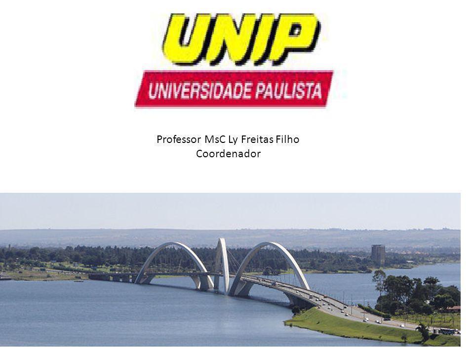 Professor MsC Ly Freitas Filho Coordenador