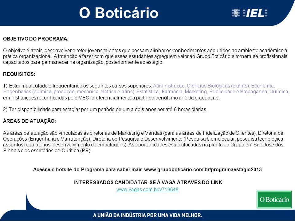 M.S Rosa Ensino Pré Escolar REQUISITOS: Estar cursando a partir do 2º período de Pedagogia.