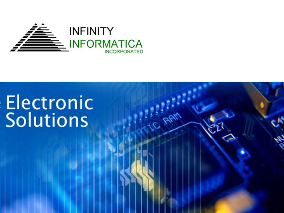 Criada em 1991, Infinity Informatica, Inc.
