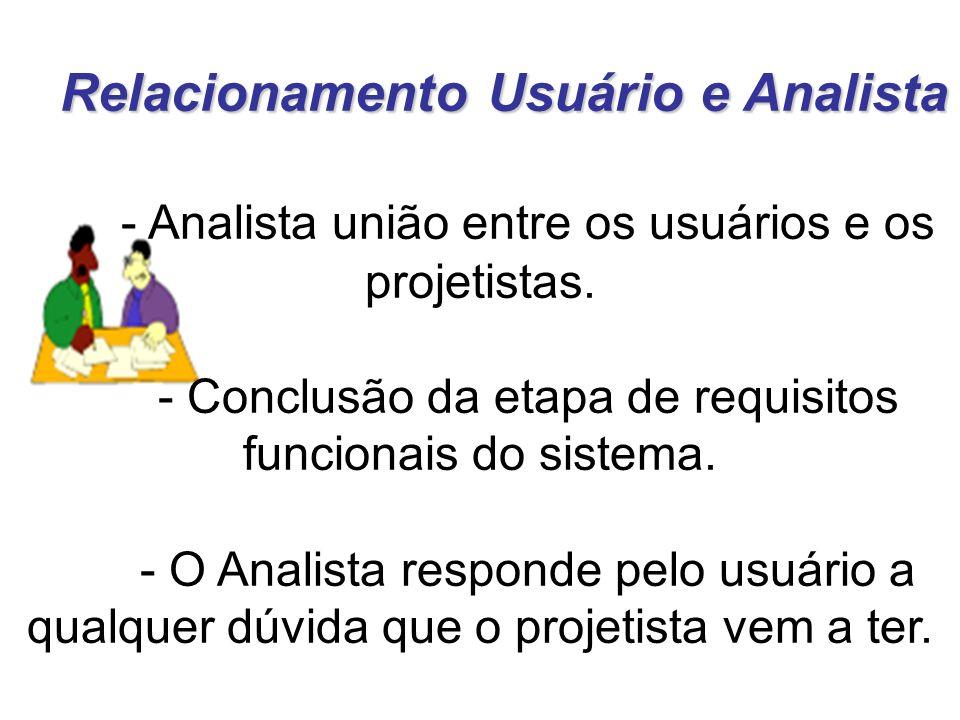Análise de Sistemas Representa o estudo detalhado de uma área de trabalho (processo), que antecede uma ação que, quase sempre, implica no desenvolvime