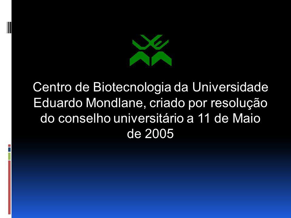Centro de biotecnologia da UEM: um modelo de desenvolvimento integrado para a promoção da inovação tecnológica nas ciências biomédicas aplicadas em Mo
