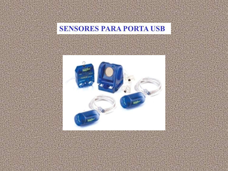 SENSORES PARA PORTA USB
