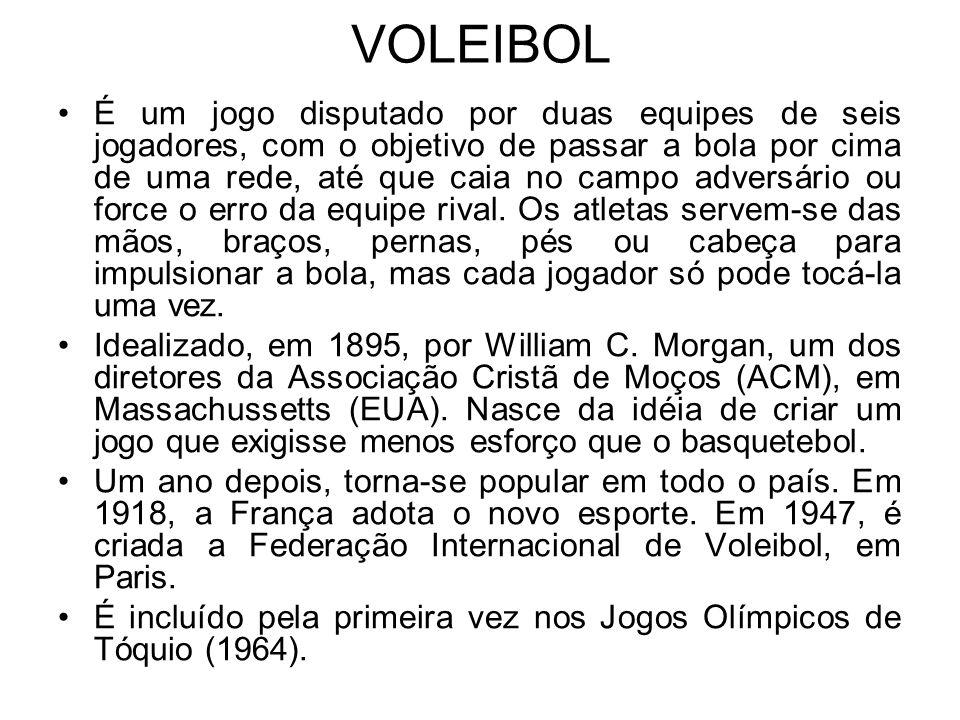 VOLEIBOL LIGA MUNDIAL – MASCULINO A Liga Mundial foi criada em 1990 como parte de um intenso programa de marketing que se tornaria marca registrada da atuação da FIVB no final do século XX.