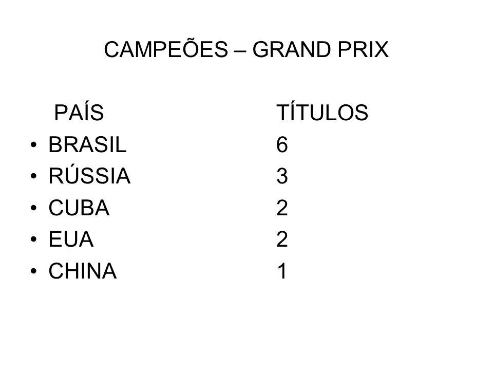 Olimpíadas As Olimpíadas é o maior evento esportivo do Mundo.