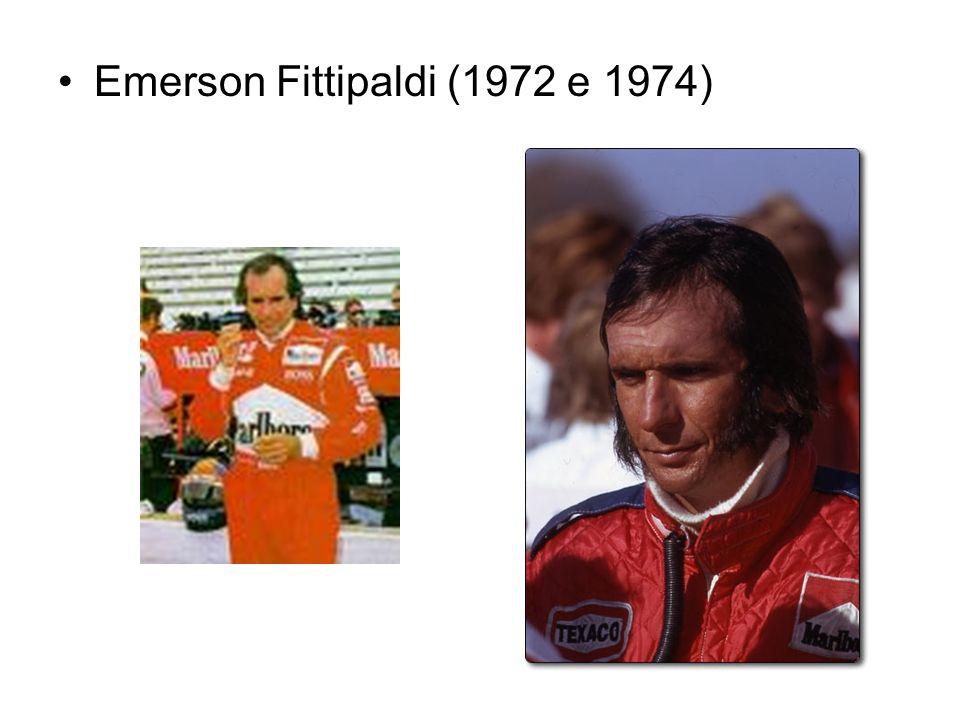 Nelson Piquet (1981, 1983 e 1987)