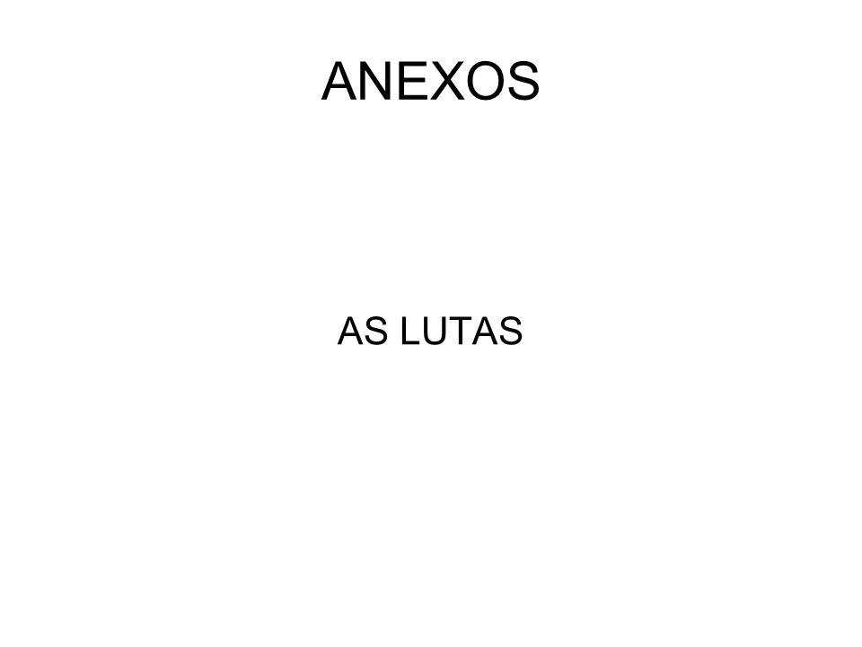 ANEXOS AS LUTAS