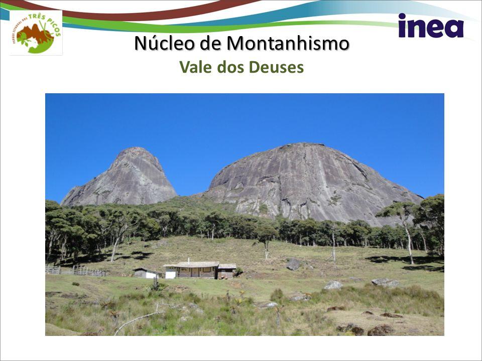 Núcleo de Montanhismo Núcleo de Montanhismo Vale dos Deuses