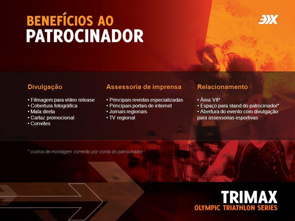 Divulgação Filmagem para vídeo release Cobertura fotográfica Mala direta Cartaz promocional Convites Assessoria de imprensa Principais revistas especi