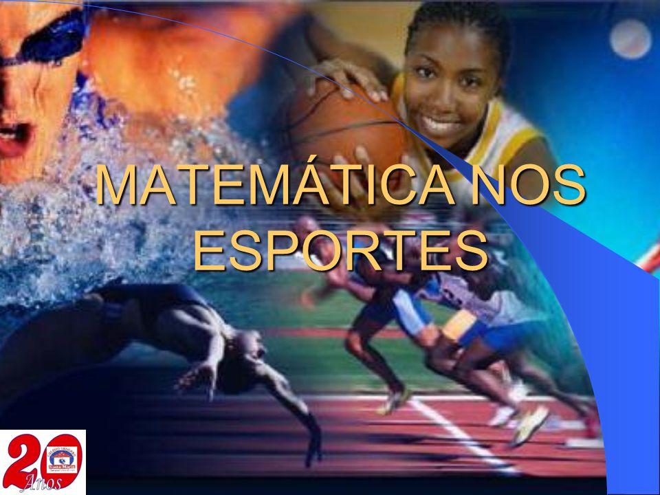 Falar sobre esportes, em especial sobre atletismo, implica necessariamente a mobilização de conceitos matemáticos tais como as noções de espaço, tempo, massa com suas medidas, proporcionalidades, comparações.